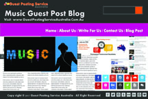 Guest Posting Service Australia-Guest Blog Post Website